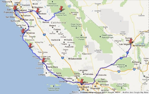 highway 1 california road trip map with Le Nord De La Californie Part 1 on Top Of The Rockies On The High Road To Aspen further Mountain biking further Davenport Pier in addition Pacific Coast Highwa 1 San Diego To San Francisco furthermore Summer 13 The Big Bad Road Trip Plan.