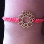 DIY – Bracelet en macramé
