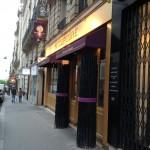 Restaurant le Passiflore (16ème Arrondissement)