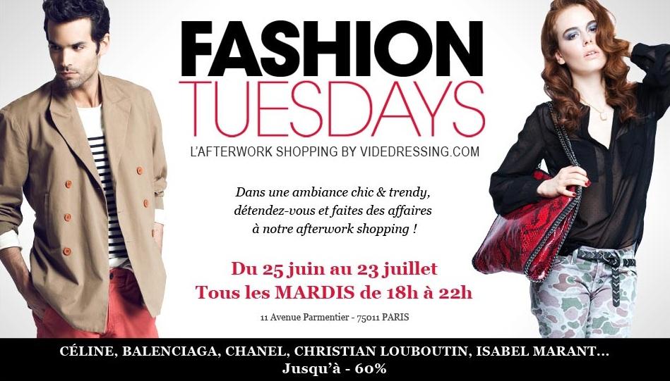 fashion tuesdays videdressing