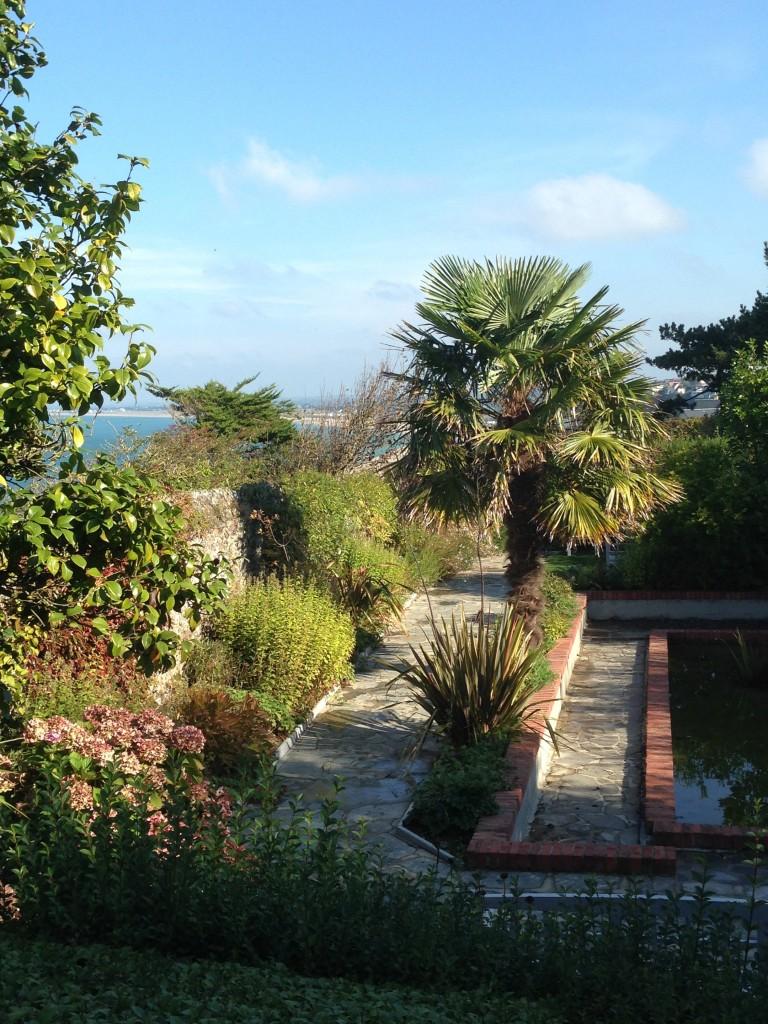 Jardin dior granville