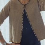 La chronique d'Aurélie //3// Ma petite veste camel&léopard