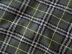 robe tartan 002
