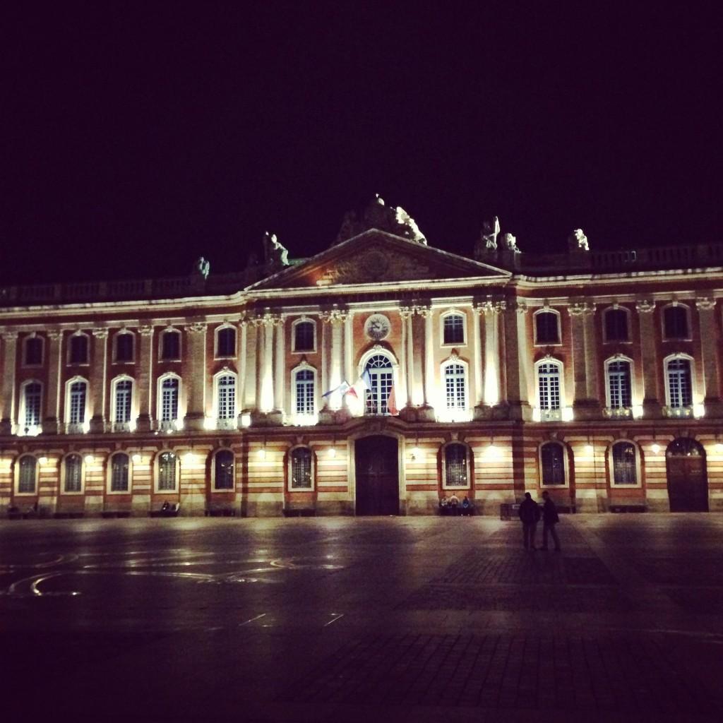 place du capitol Toulouse
