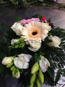 Soirée Truffaut novembre 2013 - art floral 2