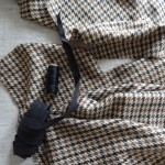 La chronique d'Aurélie //7// Mon haut en laine pied de poule