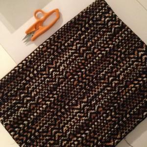 tissu de laine Toto