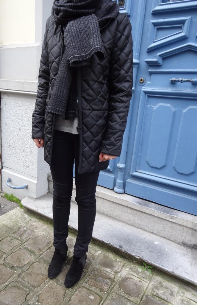 blog veste matelassée