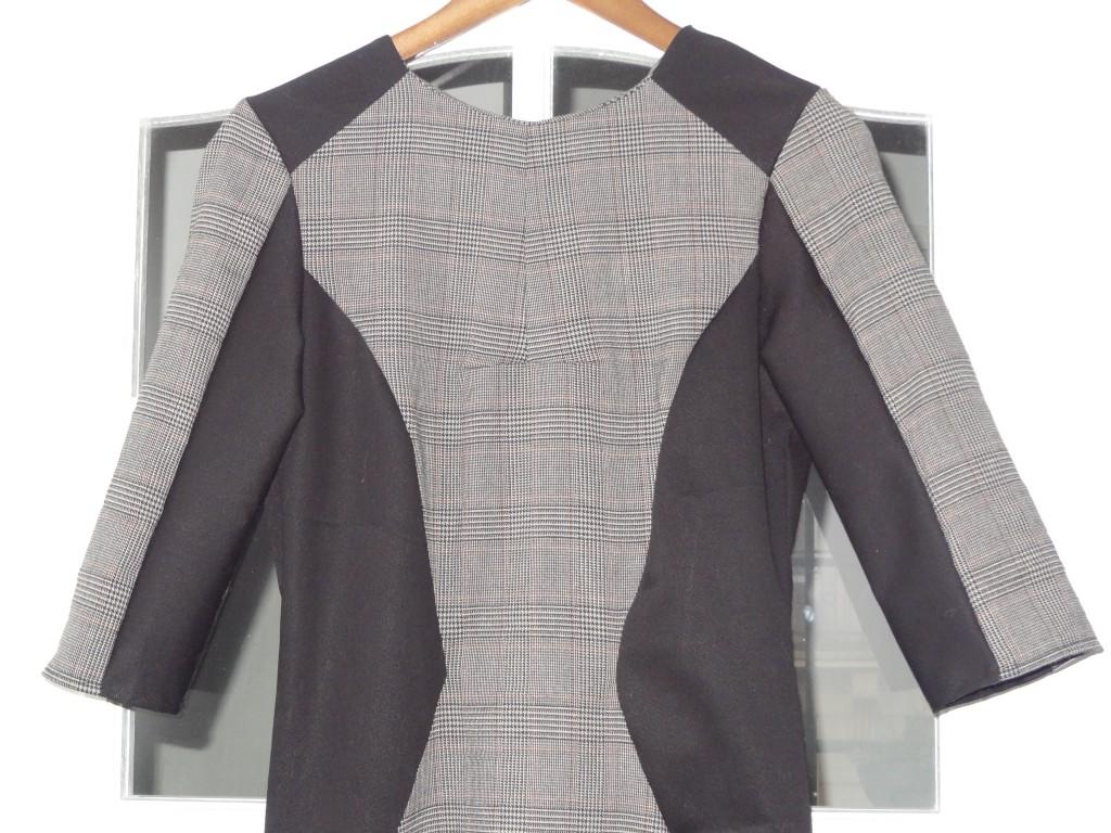 robe graphique 010
