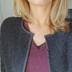 La chronique d'Aurélie //19// Que faire d'une laine noire pailletée?