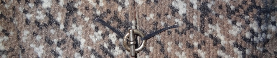 La chronique d'Aurélie //16// Ma (petite) veste en laine