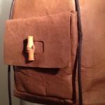 Couture – Coudre un sac à dos en cuir