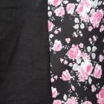 La chronique d'Aurélie //20// Robe Ludivine tendance Black & Pink