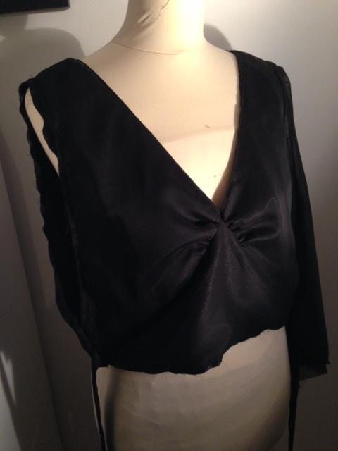 robe mousseline 1