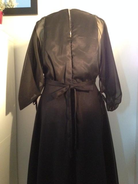 robe mousseline 7