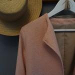 La chronique d'Aurélie //27// Ma veste rose, Jackie Kennedy et mon chat