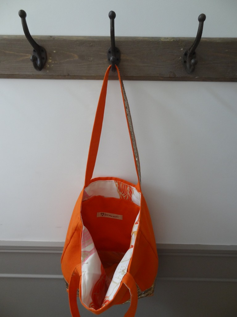 La chronique d 39 aur lie 28 un sac orange pour la f te - Pelure d orange pour parfumer ...