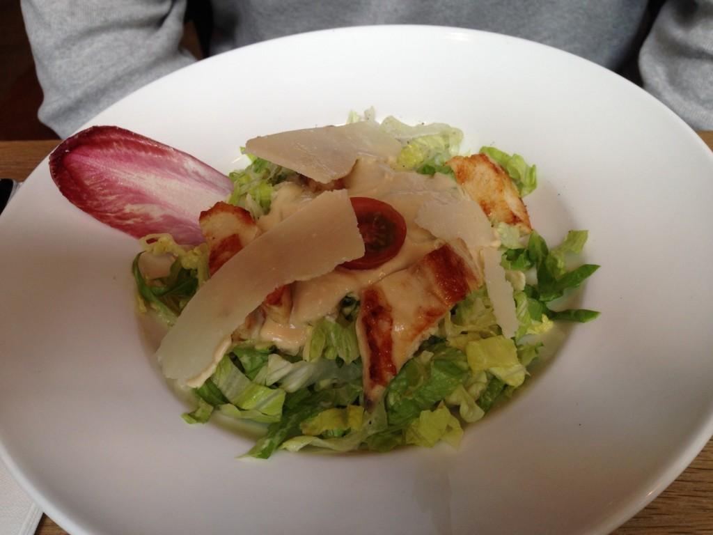 salade caesar beacoup