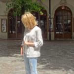 La chronique d'Aurélie //36// Ma veste Mina en lin