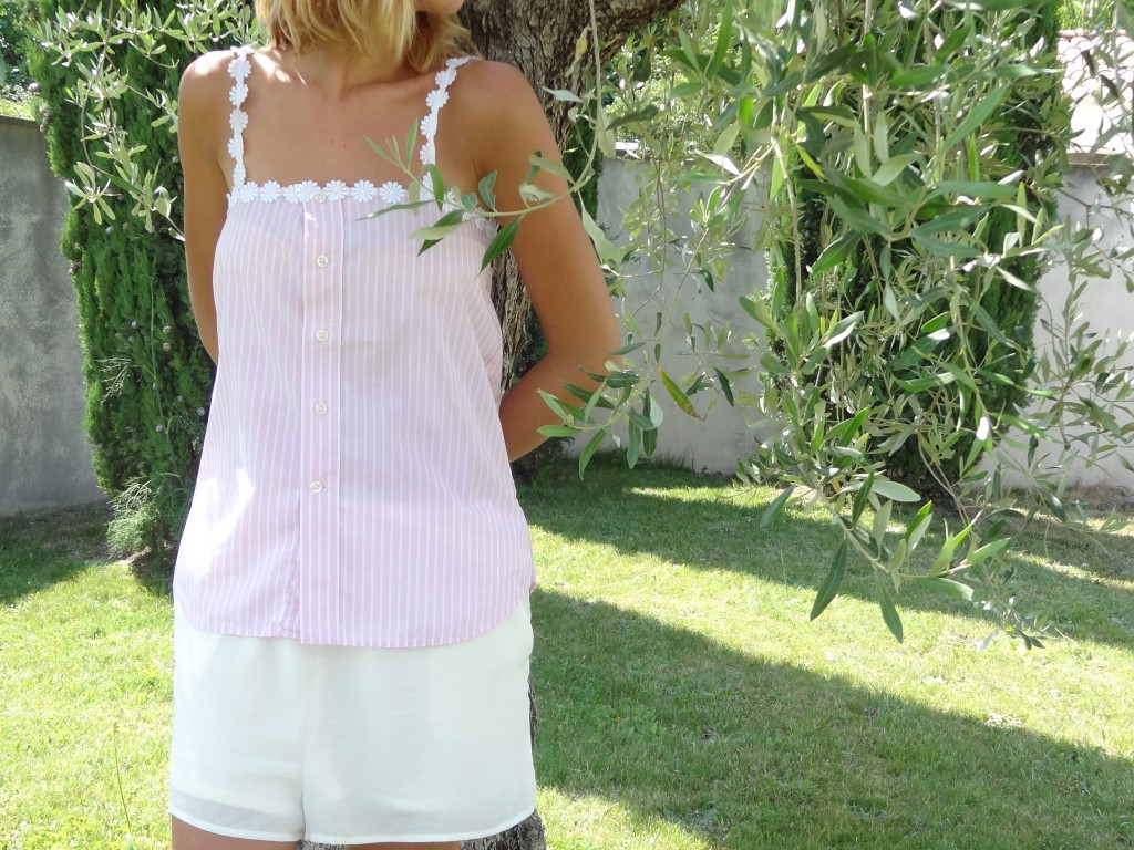 DIY : Recyclage des chemises