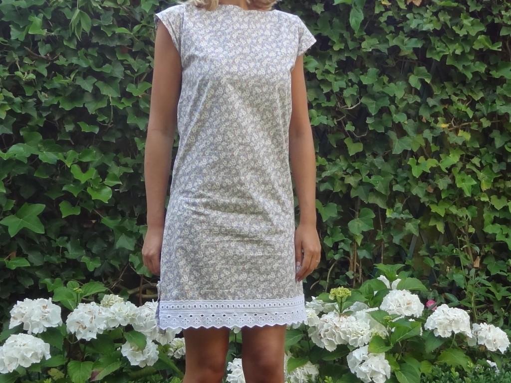 robe de débutante fleurie (1)