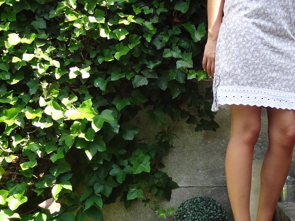 robe de débutante fleurie (2)