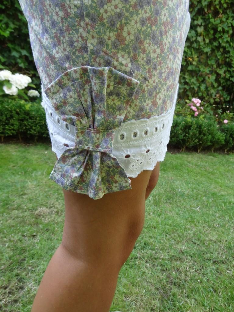 robe de débutante fleurie (3)