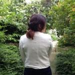 Couture – Ma petite veste «d'été»