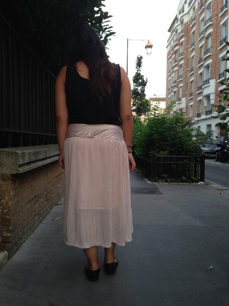jupe plissée 3