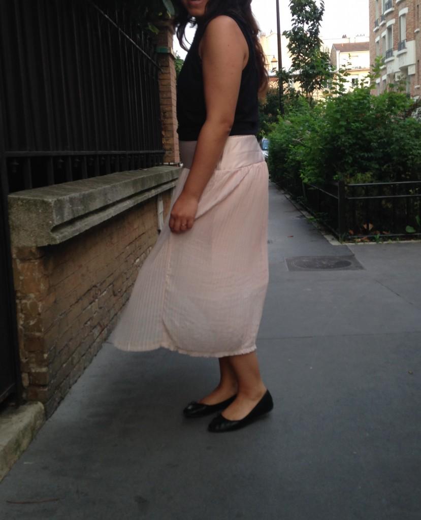 jupe plissée 5