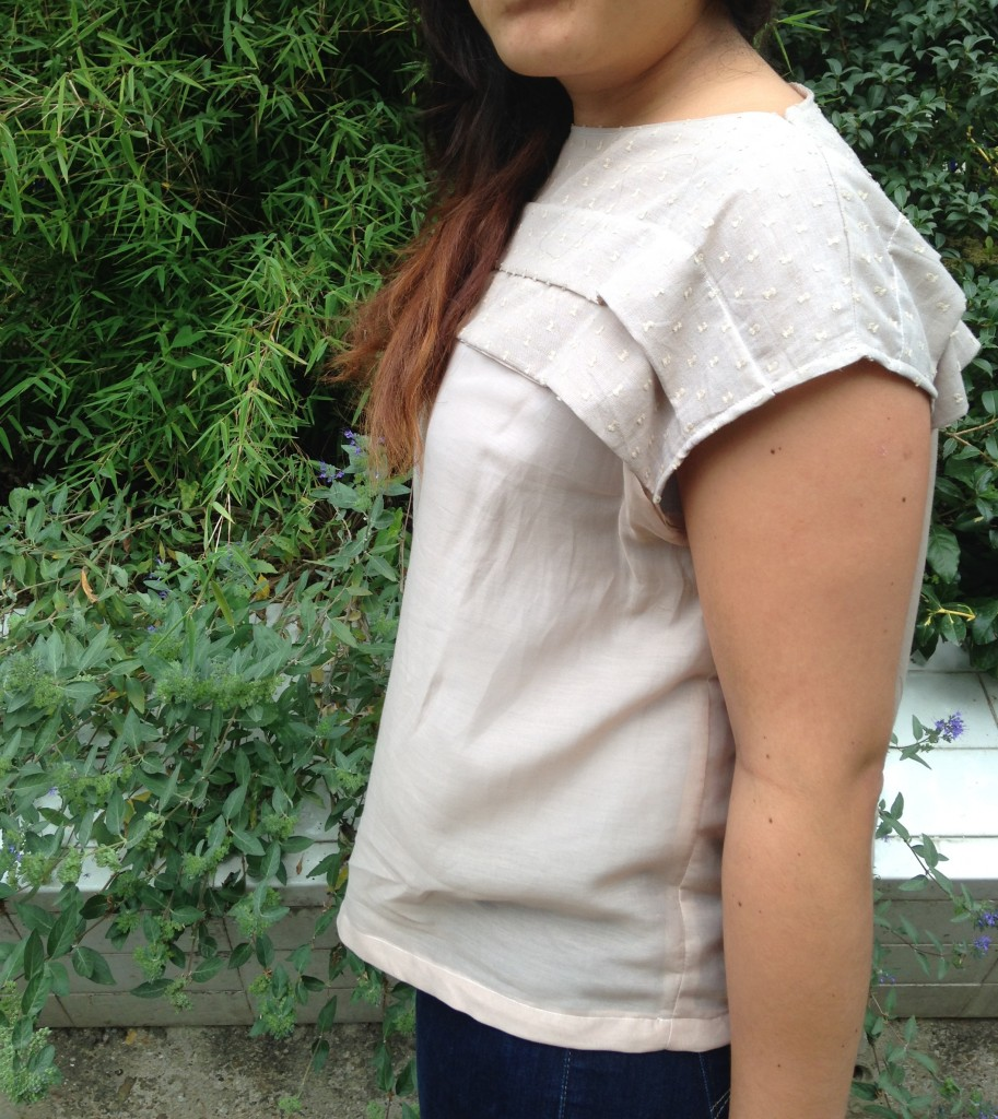 blouse plissée 3