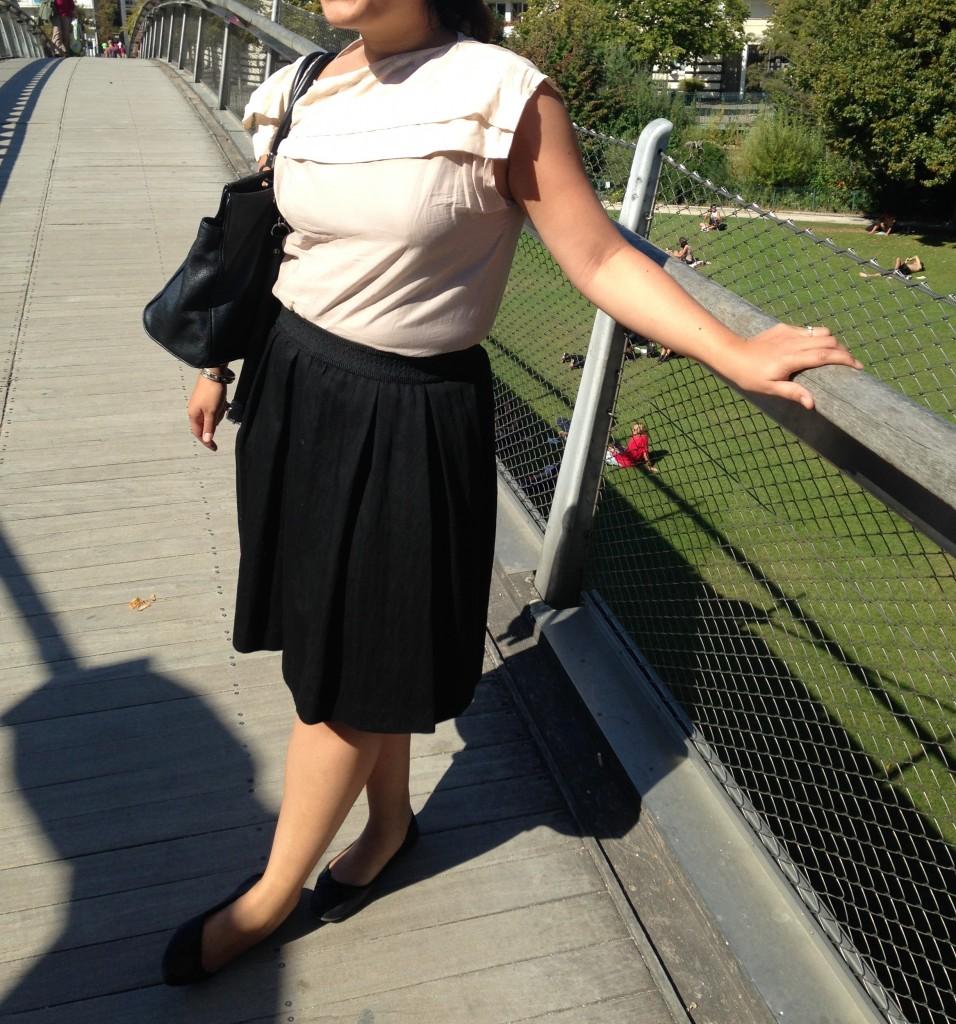blouse plissée 5