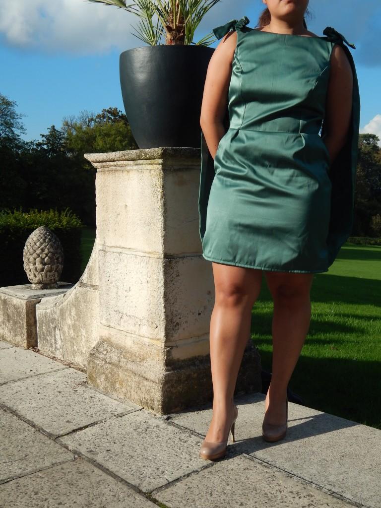 robe année 50 2
