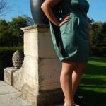 robe année 50 1