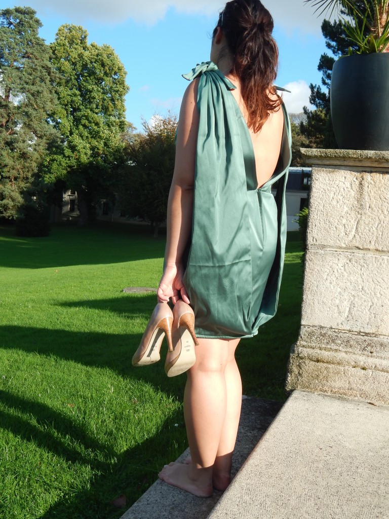 robe année 50 5
