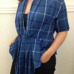 Couture – Ma chemise de bucheron revisitée