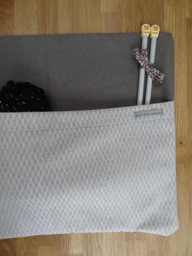 Pochette à tricot (3)
