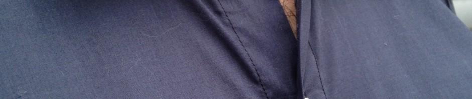 La Chemise Cool Blue de la Maison Victor