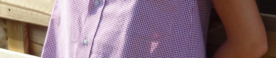 La chronique d'Aurélie //78// La chemisette revisitée