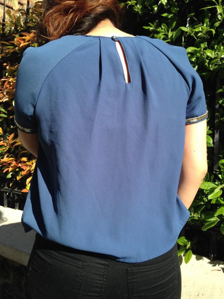 blouse bleue 3