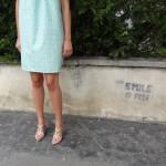 La chronique d'Aurélie //91// Première robe Rosamée