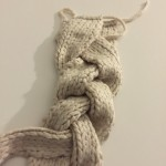 DIY Tricot – Un headband tressé