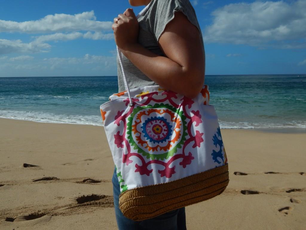 sac de plage 1