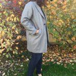 Mon manteau Cocoon