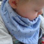La chronique d'Aurélie //163// Bandanas pour mon bébé