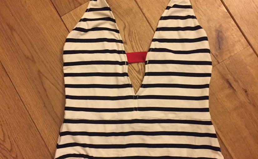 Ma garde robe capsule #2 – Le maillot de bain