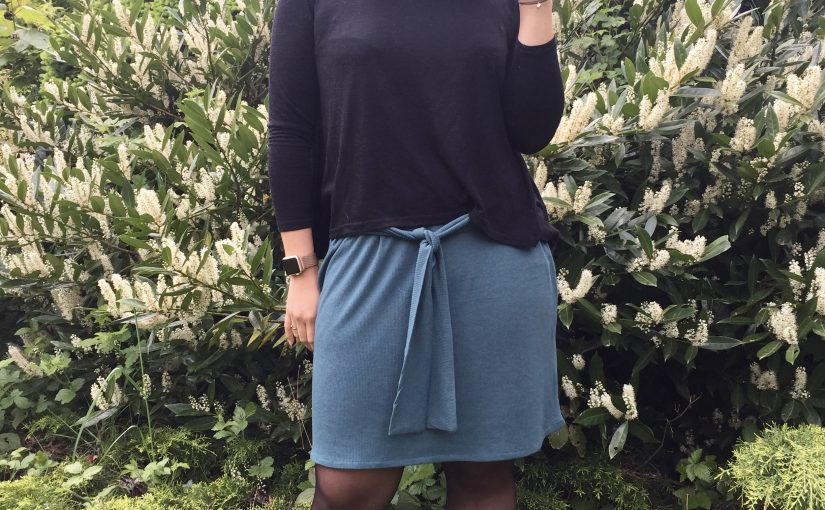 Ma garde robe capsule #3 – La jupe Axel