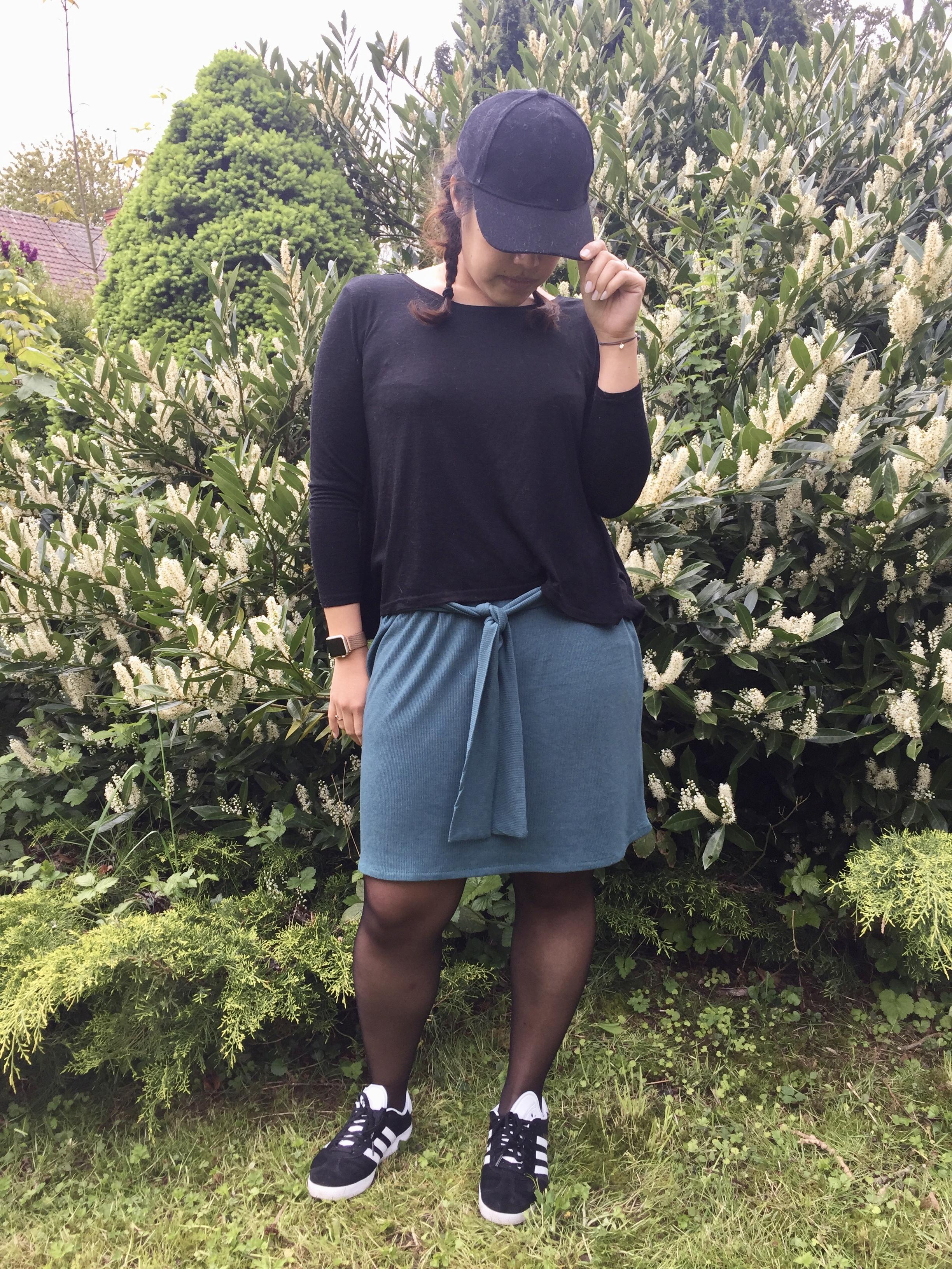 ma garde robe capsule  3  u2013 la jupe axel